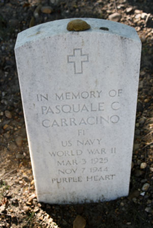 Marker for Pasquale Charles Carracino