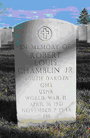 Robert Louis Chamblin, Jr. marker