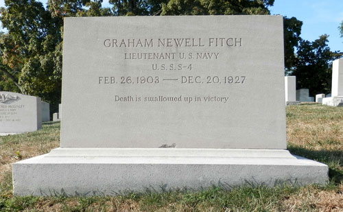 Graham Newell Fitch marker