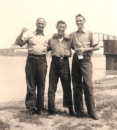 Jesse Glenn, William Geer, Jim Kellam