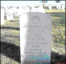 William Oniel Paulsen marker