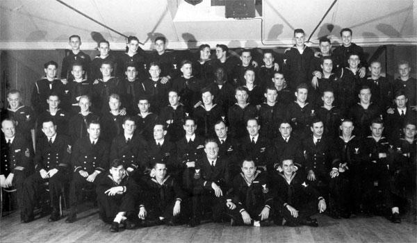 USS Bonefish Commissioning Party