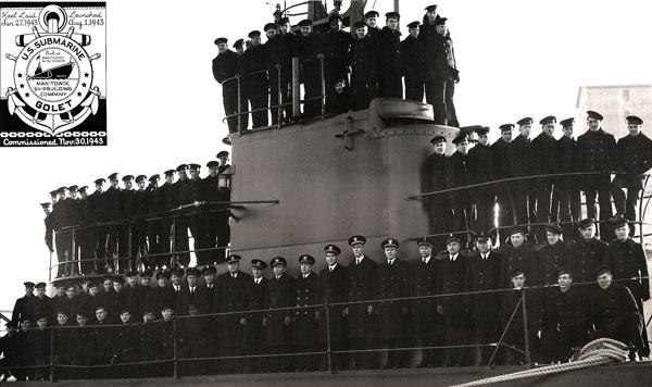 USS Golet Crew