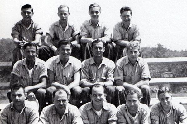 USS Grayback Crew Members