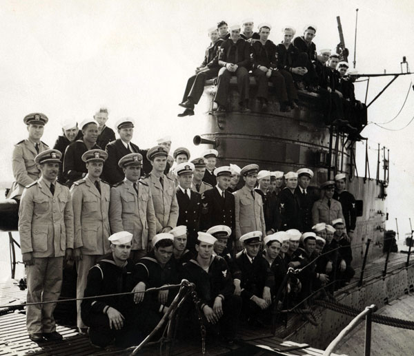 USS S-28 Crew