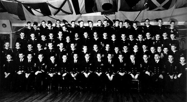 USS Shark (SS-314) Crew